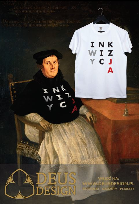Inkwizycja-koszulka